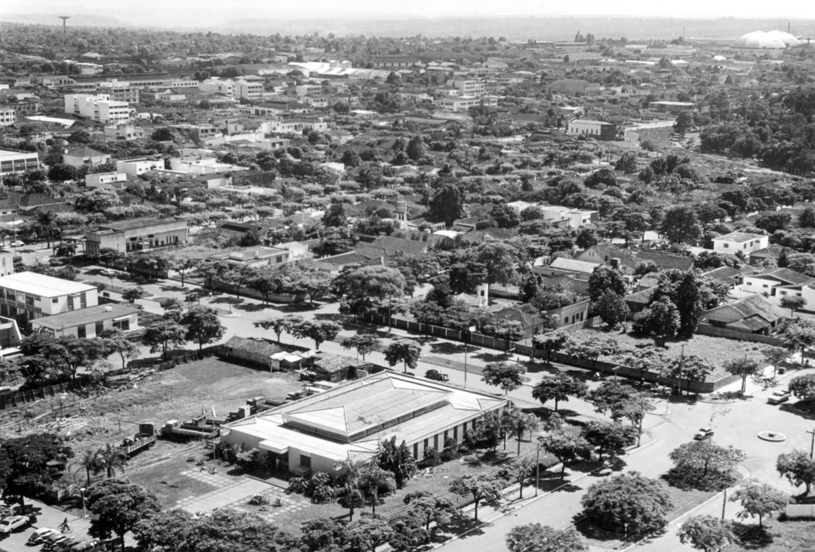 Avenida Herval x Avenida Tiradentes - Década de 1960