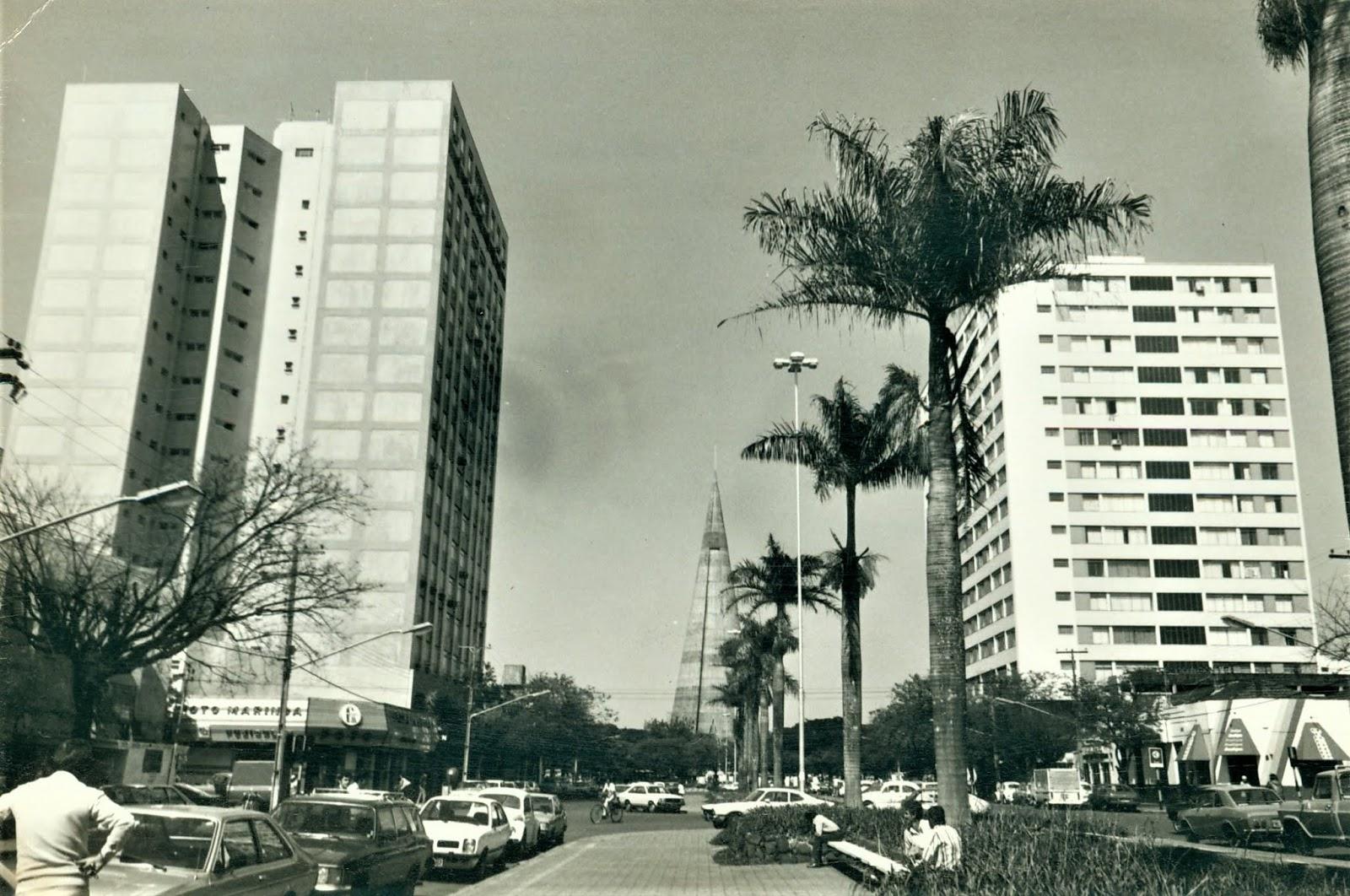Avenida Getúlio Vargas - 1981