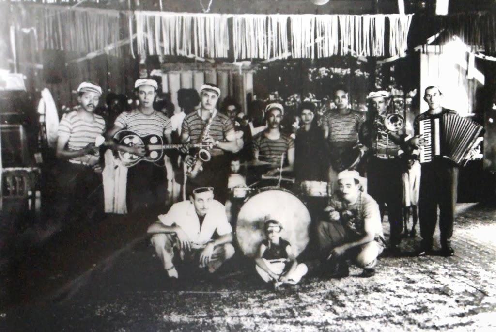 Conjunto Improvisado - Carnaval de 1953