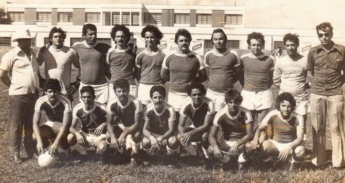Torneio no campo do SERM - Década de 1970
