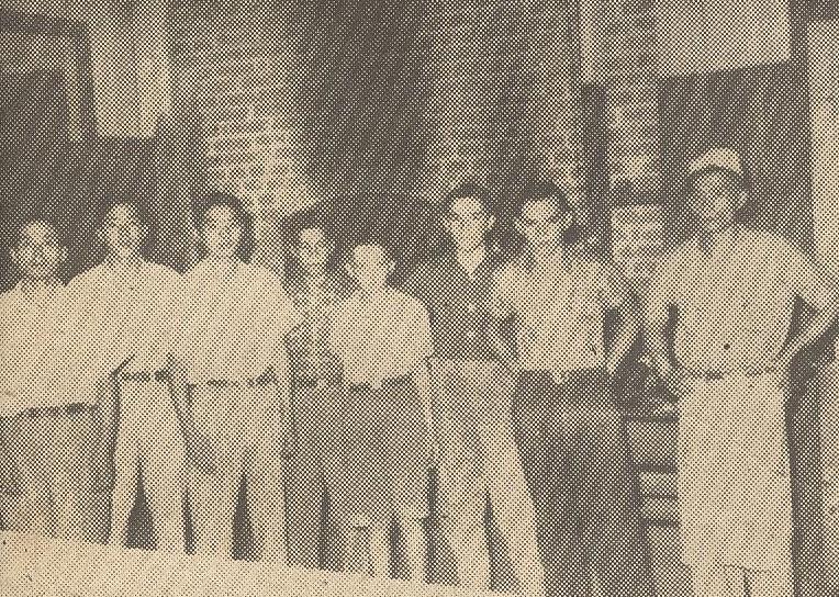 Confeitaria Maringá - Década de 1950
