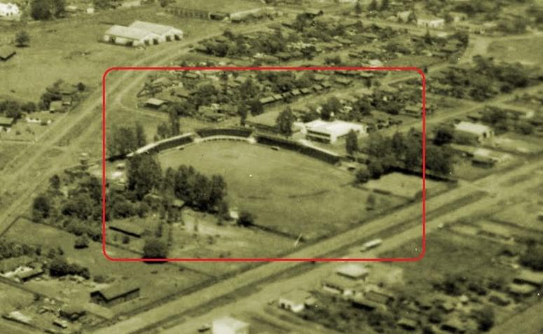 Antigo campo de baseball - SOCEMA