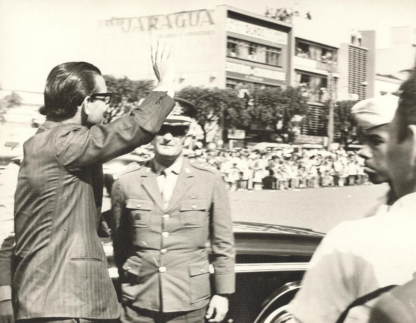 Forças Militares em Maringá - 1969 a 1972