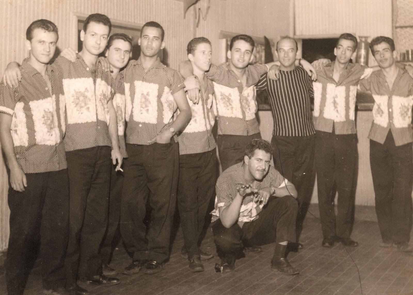 Grupo Anjos da Lua - 1961 (2ª postagem)