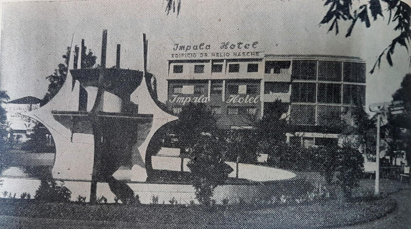 Fonte Luminosa - 1964