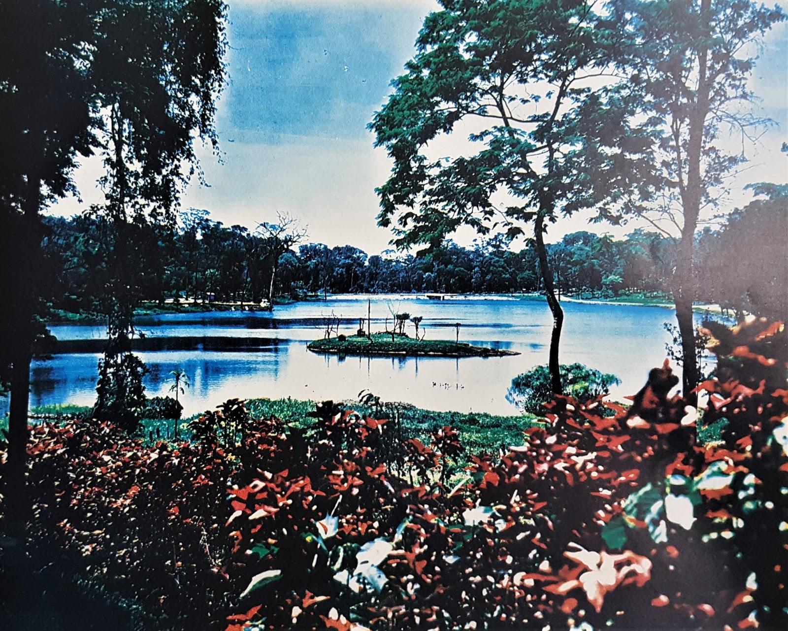 Parque do Ingá - 1972