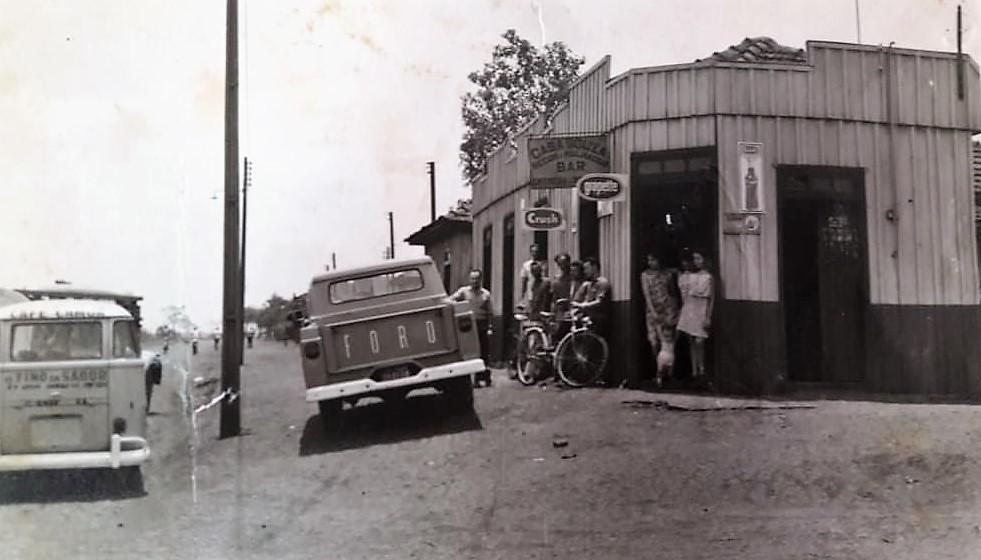 Casa Souza - Década de 1950