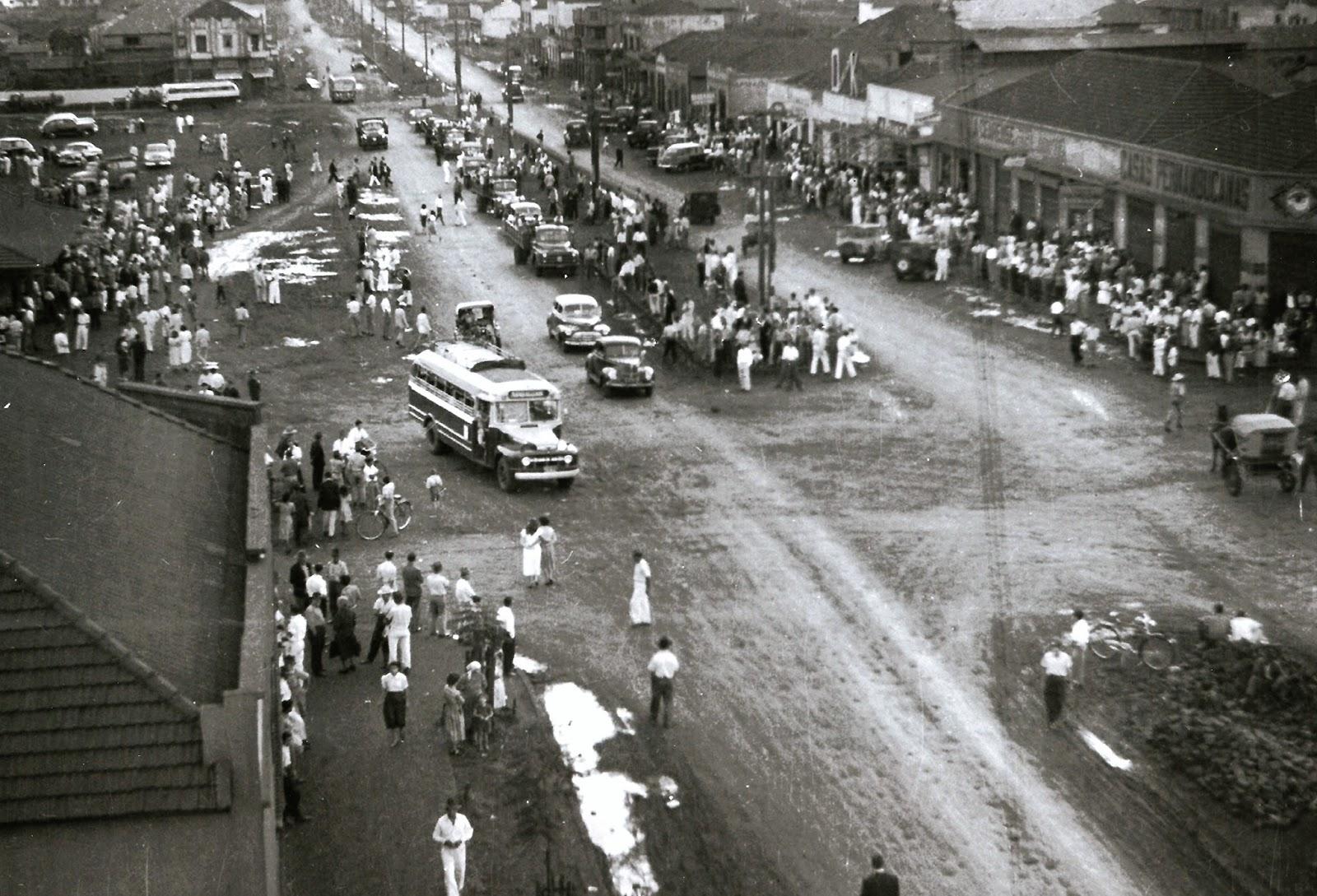 Avenida Brasil x Duque de Caxias - 1951