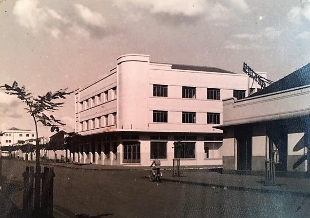 Rua Santos Dumont x Rua General Câmara - Década de 1950