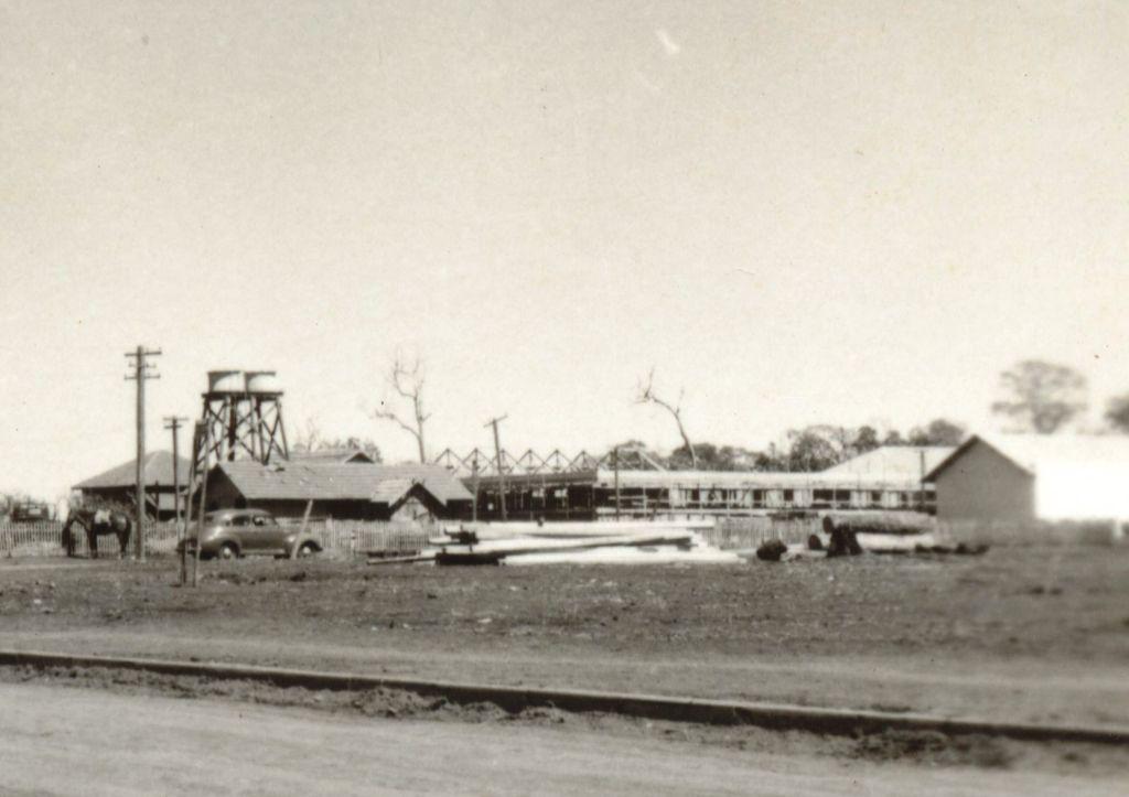Avenida Duque de Caxias - Década de 1940