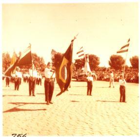 Desfile dos 15 anos de Maringá - 1962