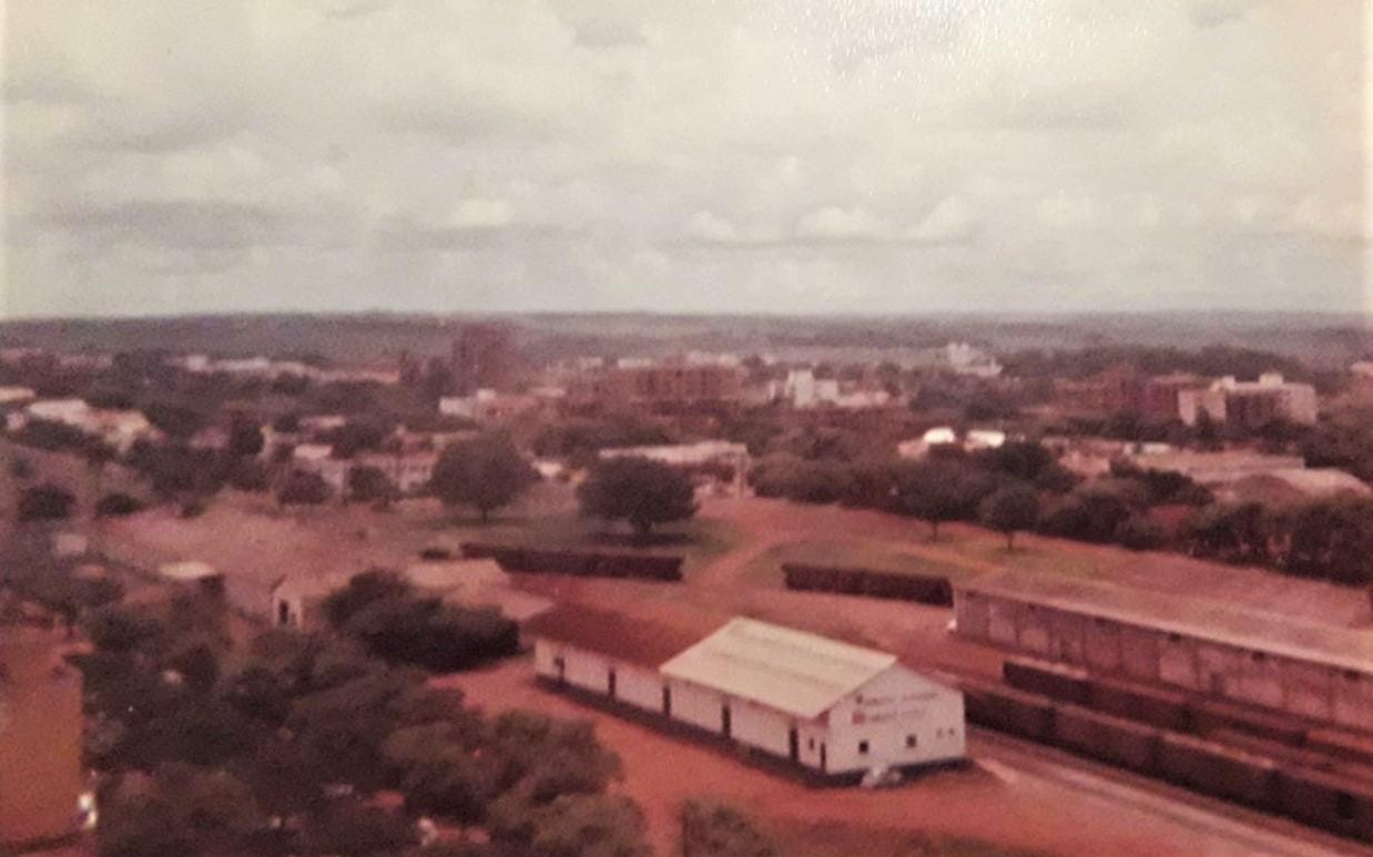 Armazéns da RFFSA - 1988