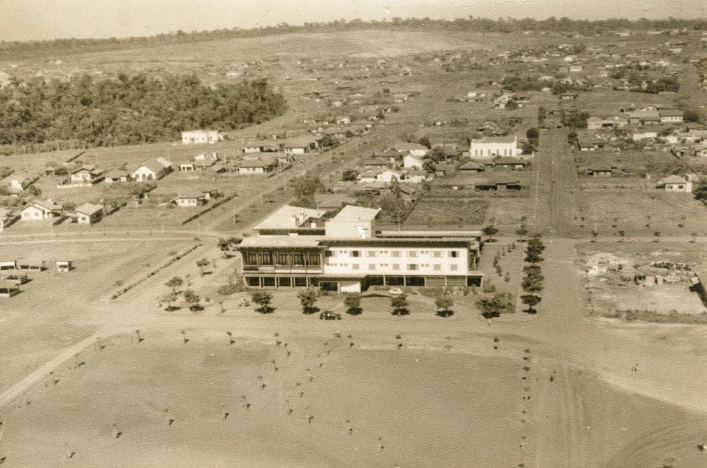 Grande Hotel Maringá - 1958