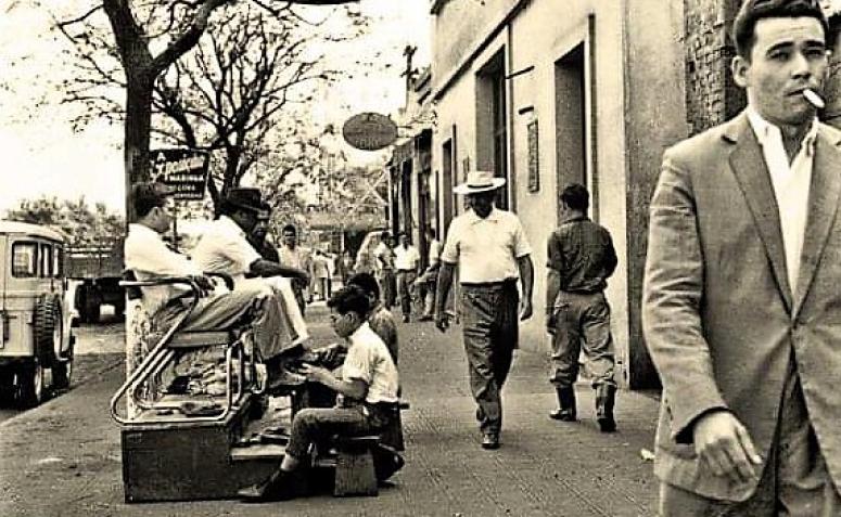 Avenida Getúlio Vargas - 1960
