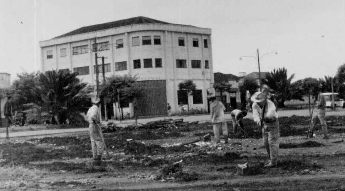 Banco Itaú - Final da década de 1950