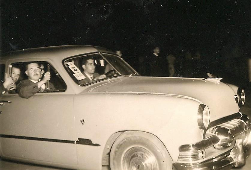 Adhemar Pereira de Barros em Maringá - 1956 (2ª postagem)