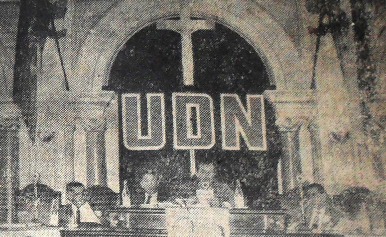 Convenção da UDN - 1960