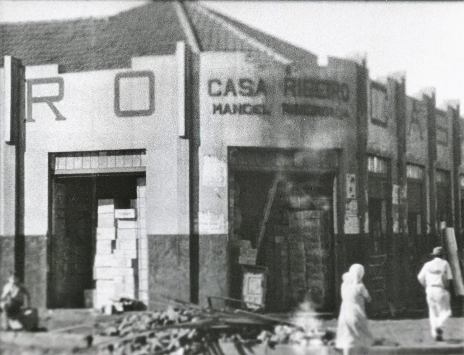 Casa Ribeiro - Década de 1950