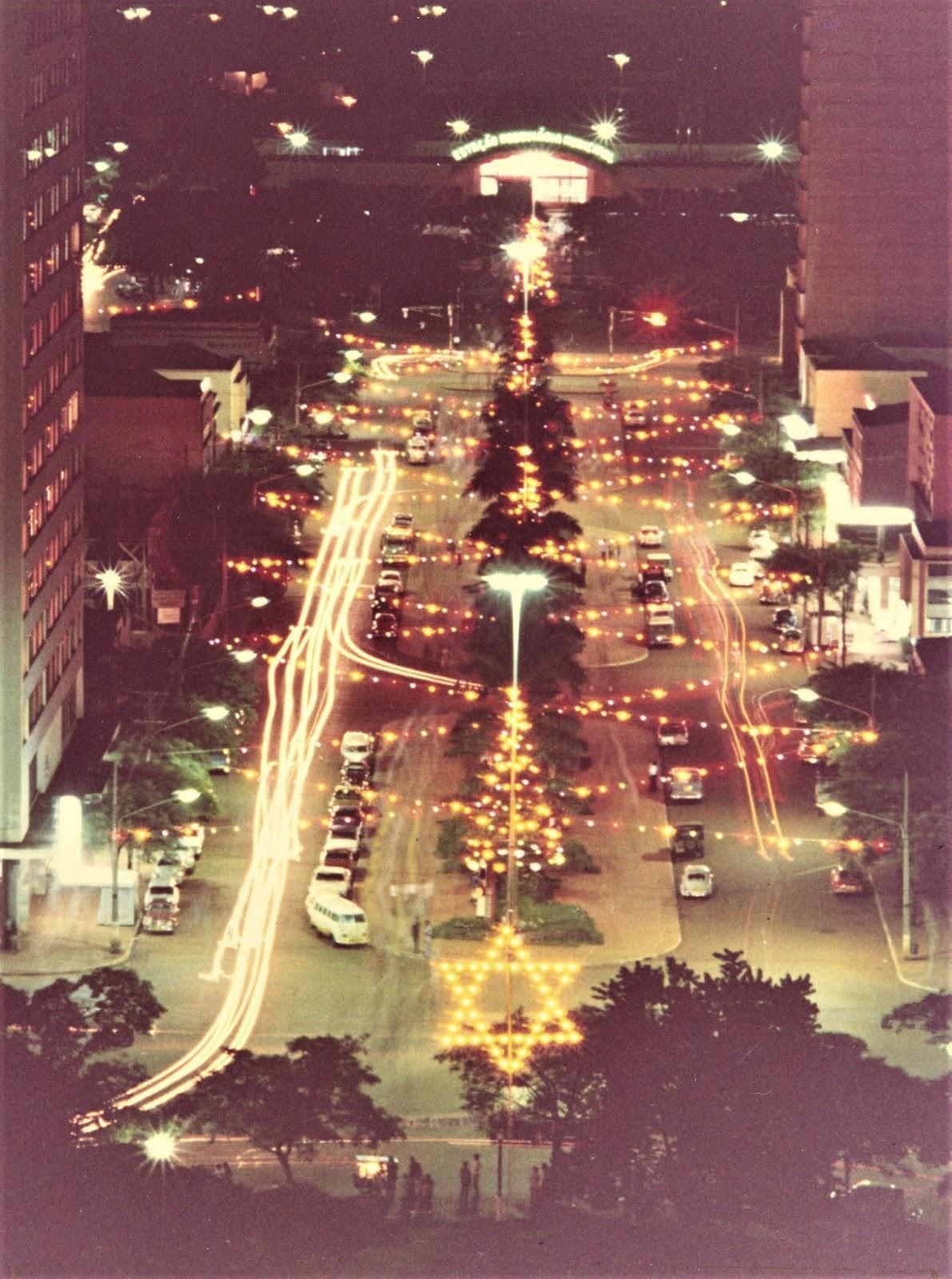 Natal na Getúlio Vargas - Década de 1980