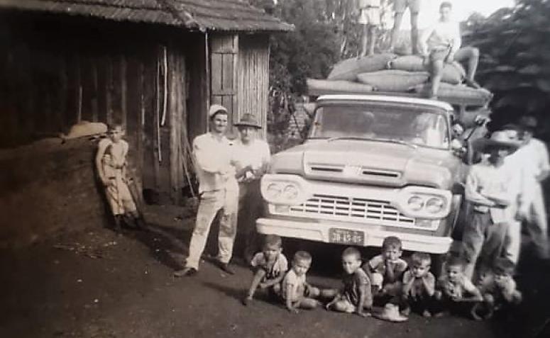 Estrada Guaiapó - 1968