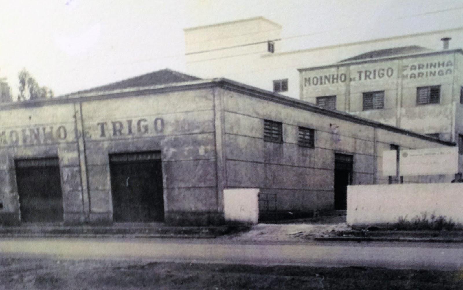 Moinho de Trigo - Década de 1960