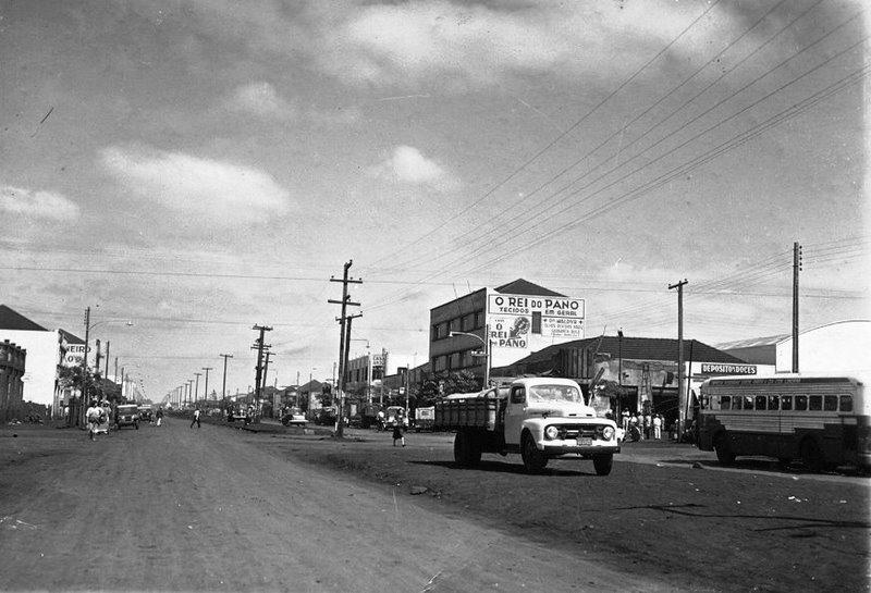 Avenida Brasil - 1954