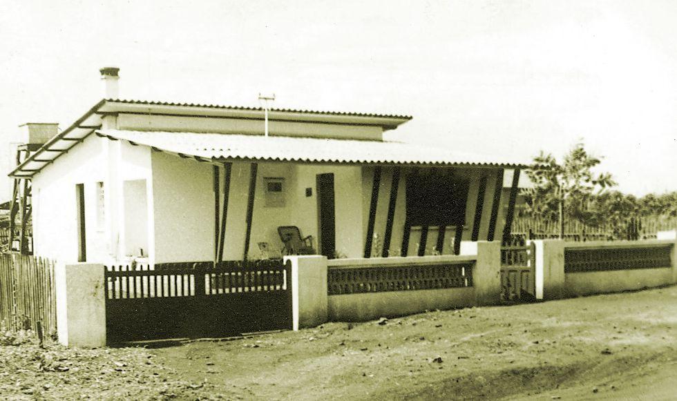 Residência de Napoleão Moreira da Silva