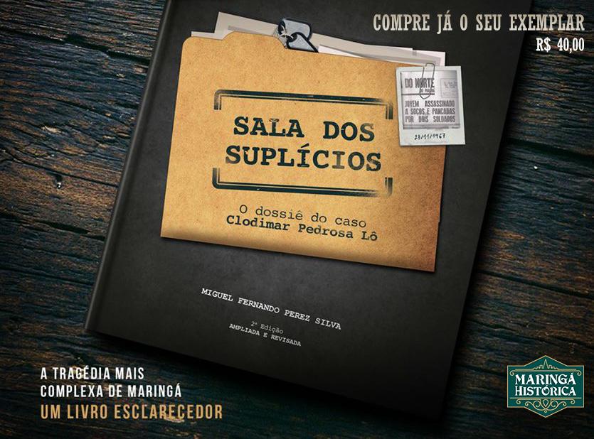 A tragédia mais complexa de Maringá retratada em livro