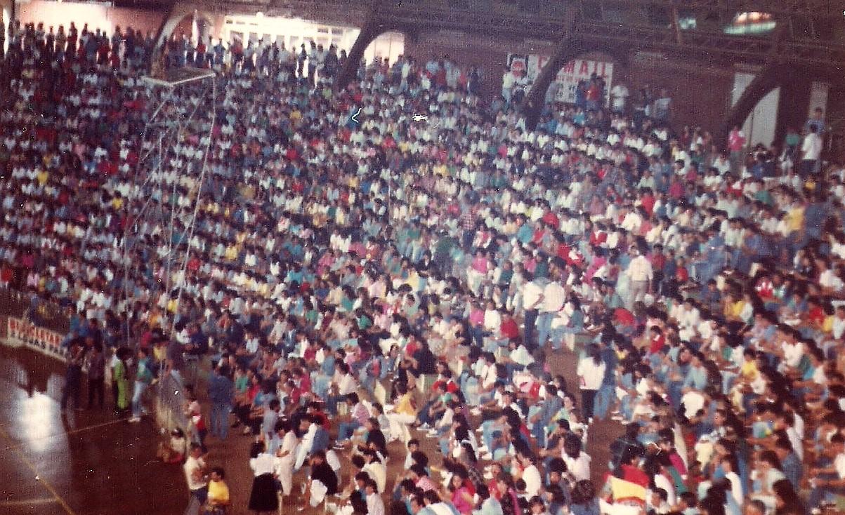Show do Chitãozinho e Xororó - 1986