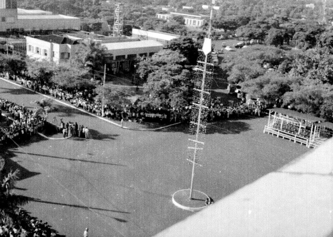 Avenida XV de Novembro - Anos 1970