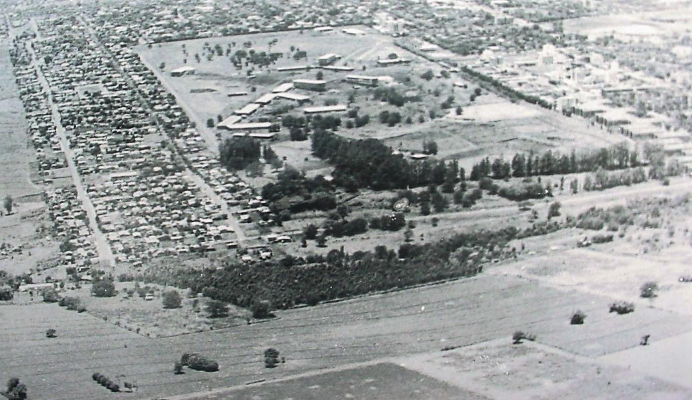 Vila Esperança - Década de 1980