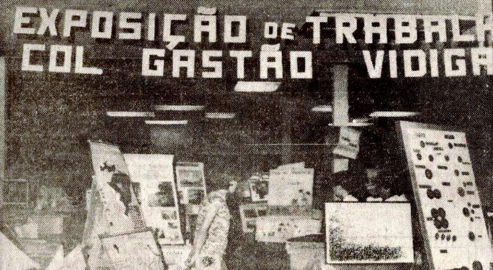 Exposição de Trabalhos - 1966