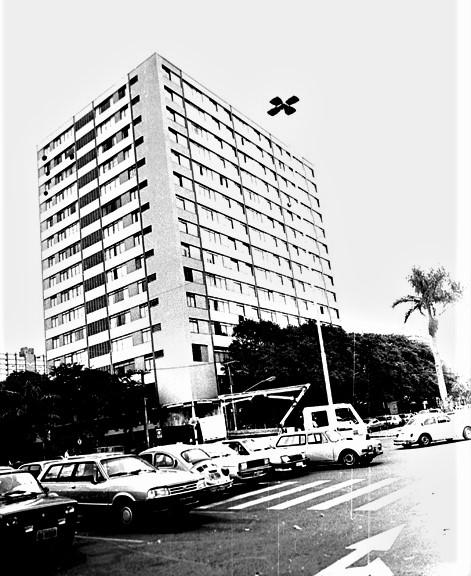 Edifício Maria Tereza - Década de 1980