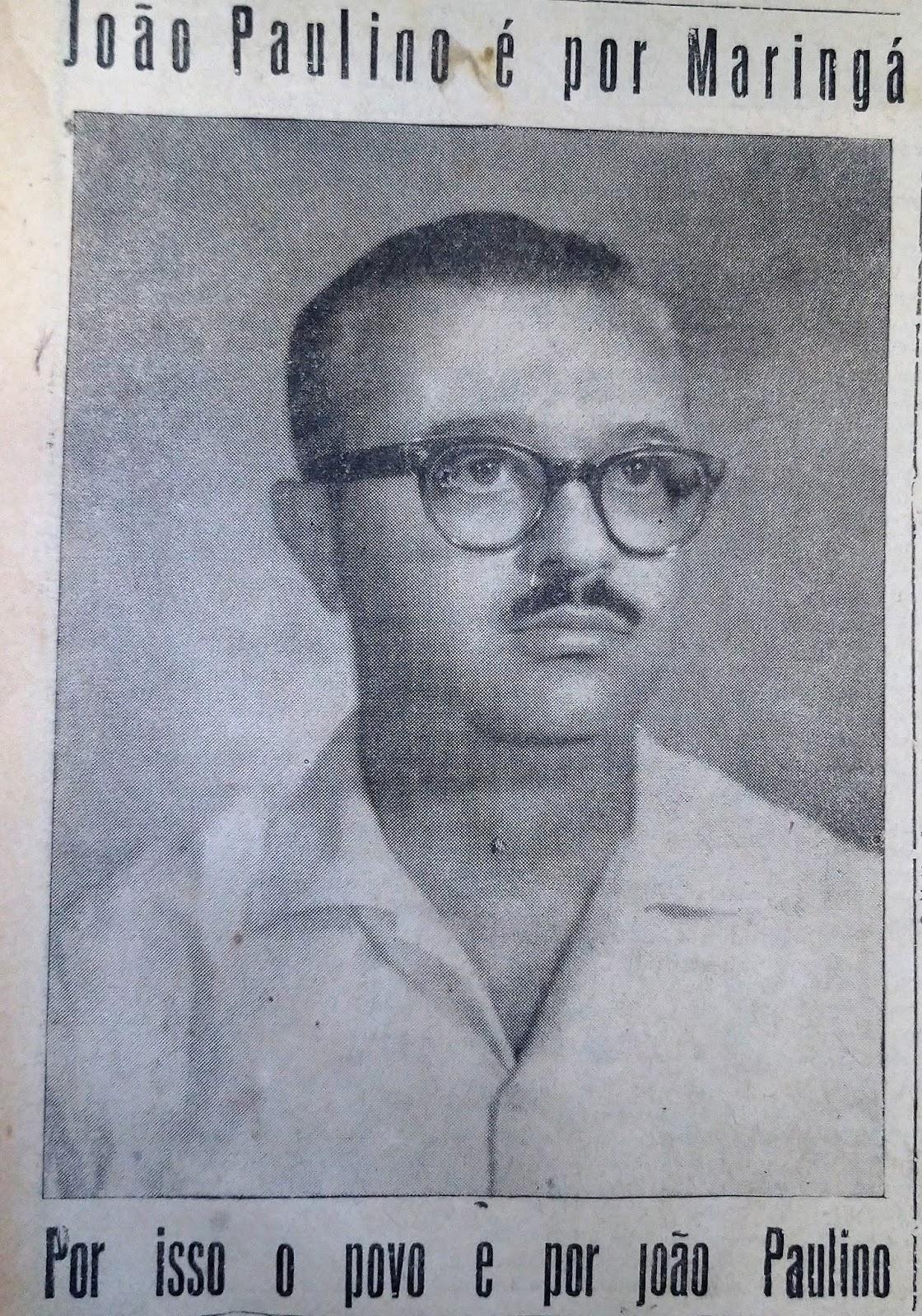 Páreo eleitoral municipal - 1960