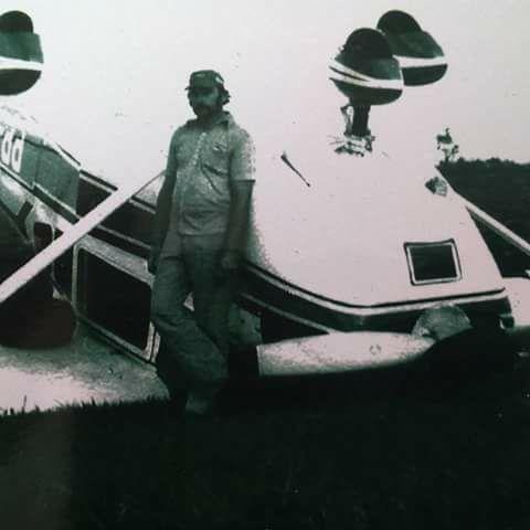 Acidente aéreo - Década de 1960