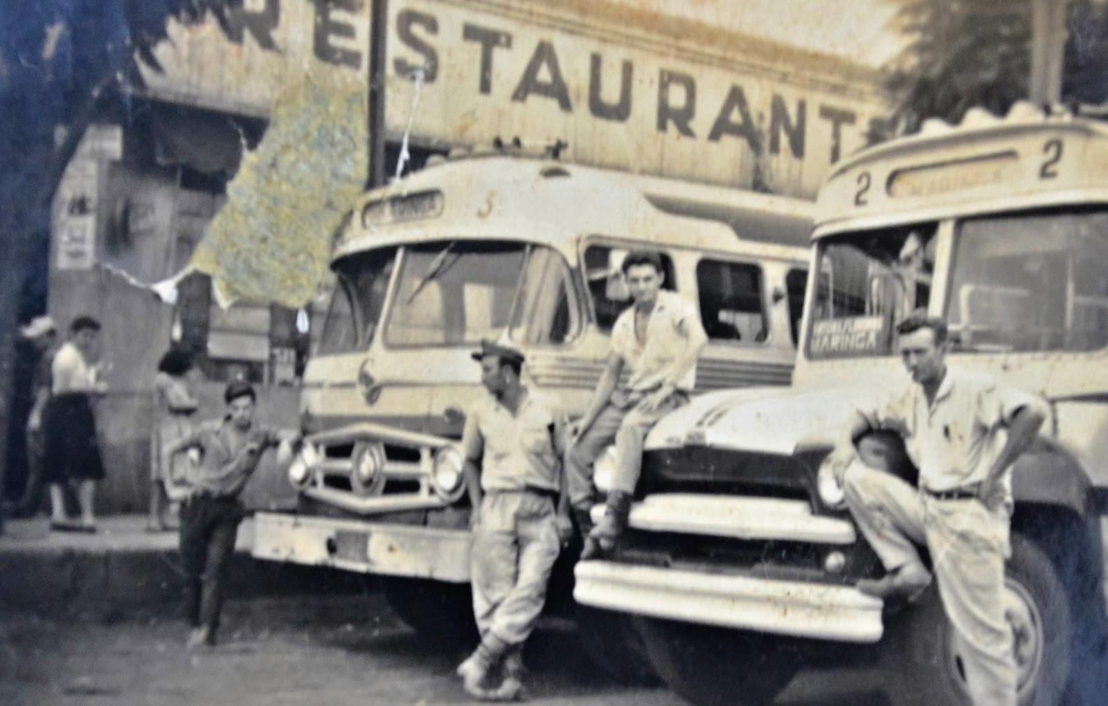 Avenida Tamandaré - 1961