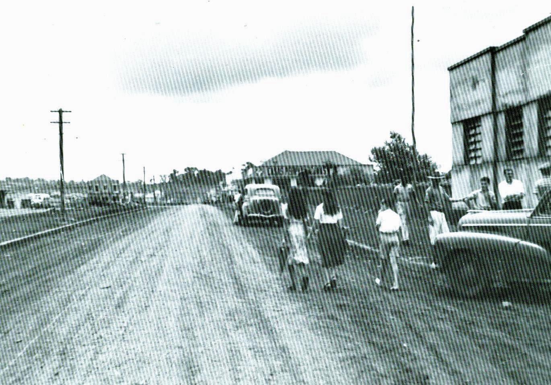 Avenida Brasil - Década de 1950