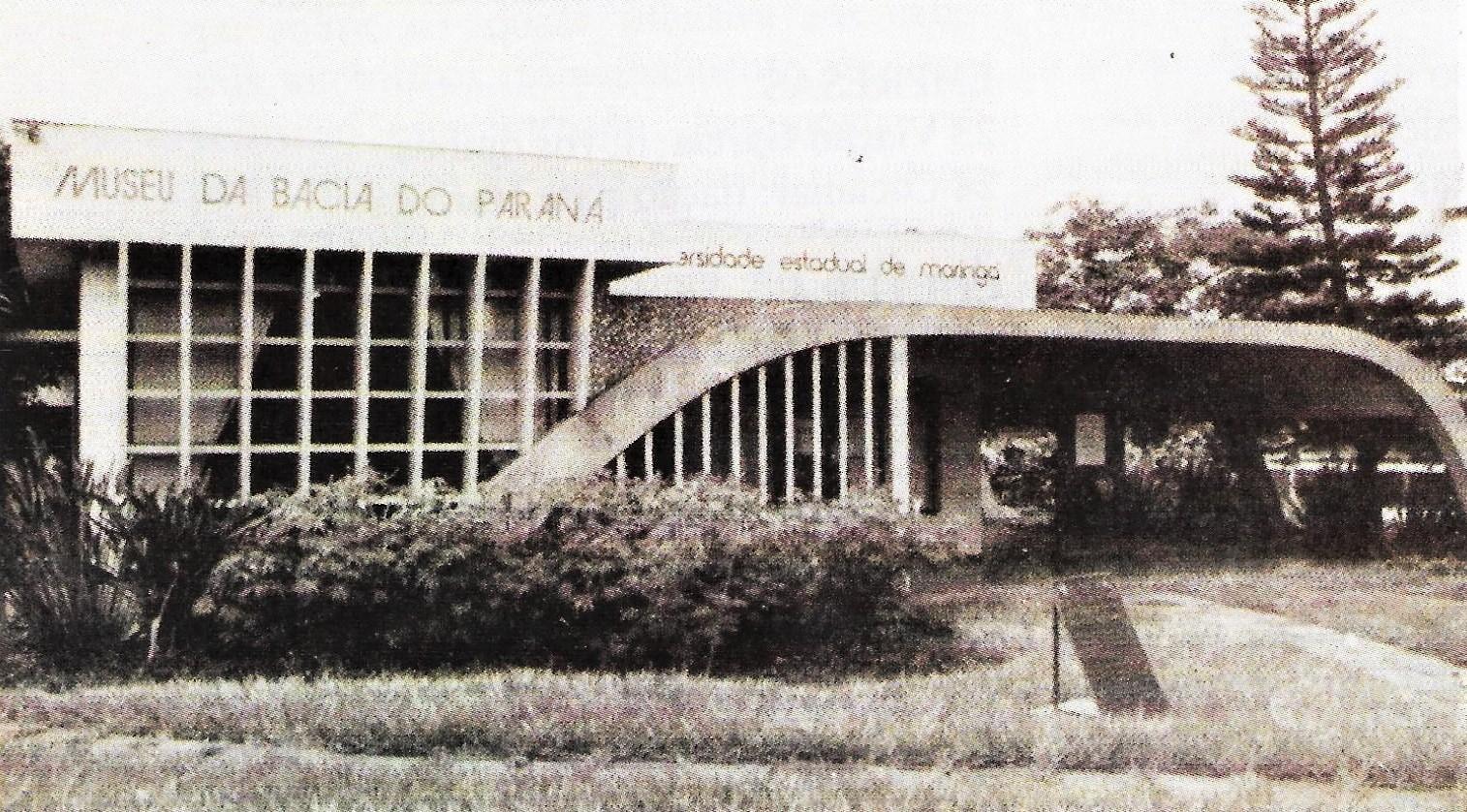 Museu Bacia do Paraná - 1983