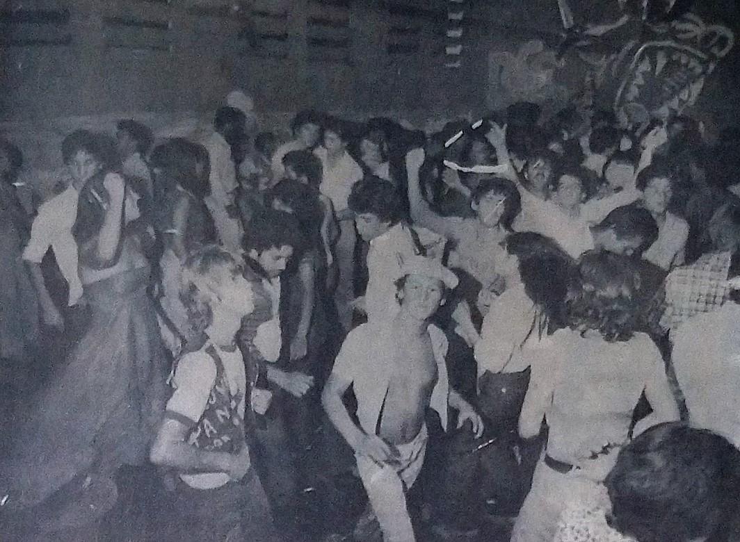 Discotheque Hawai - 1979