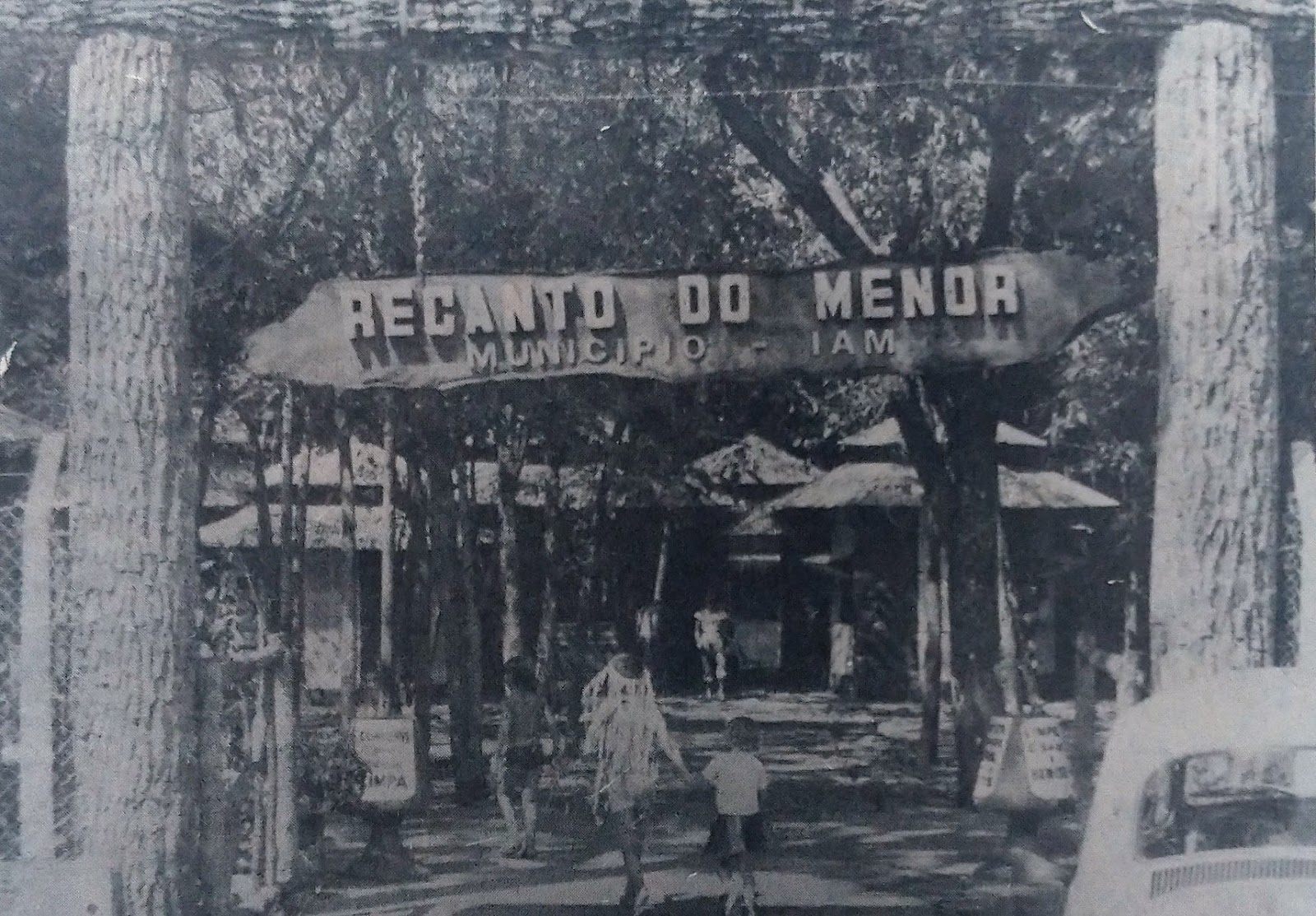Recanto do Menor - 1978