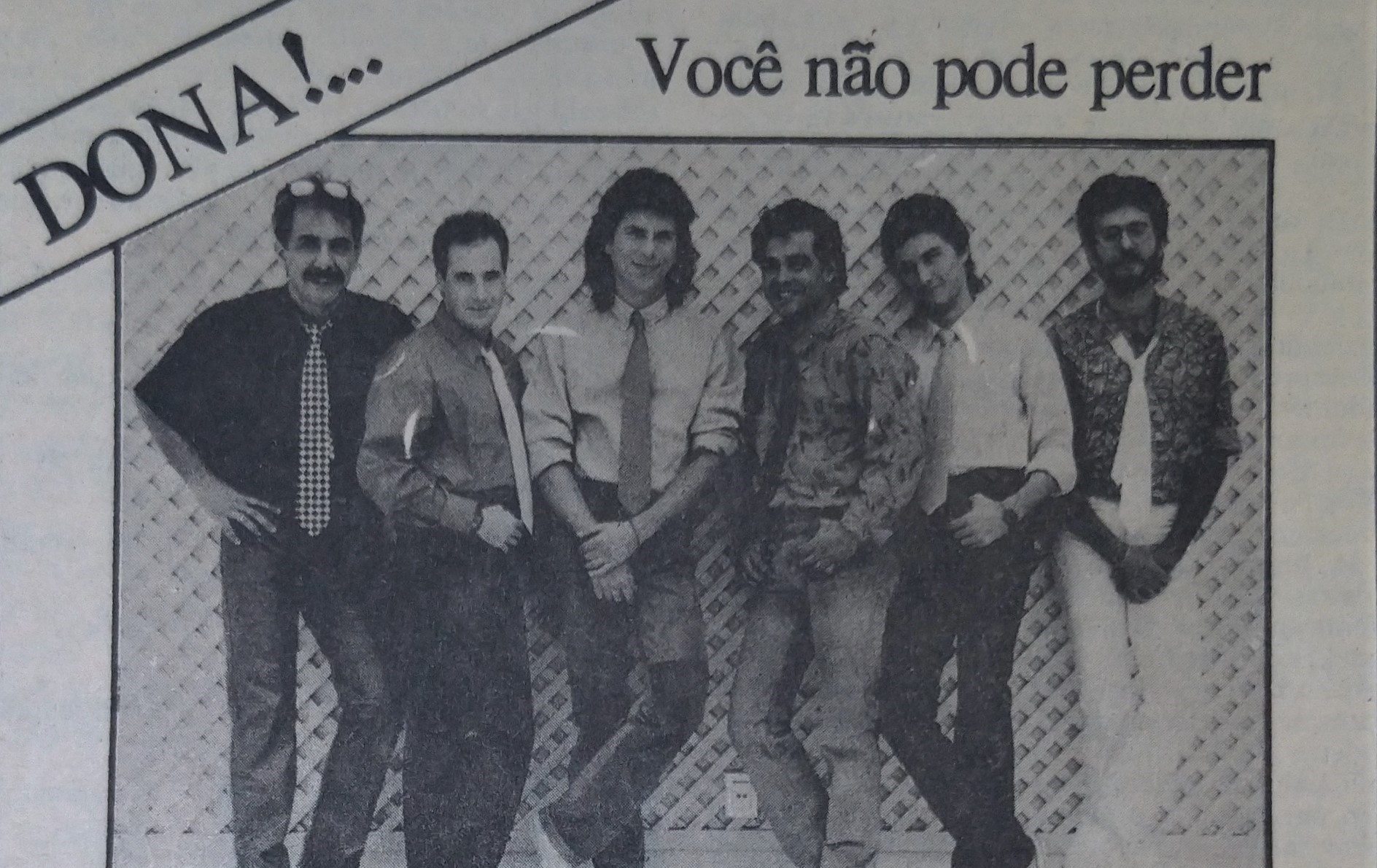 Roupa Nova no Chico Netto - 1985