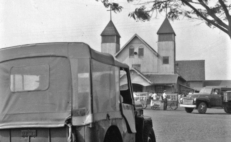 Catedral - Final da década de 1950