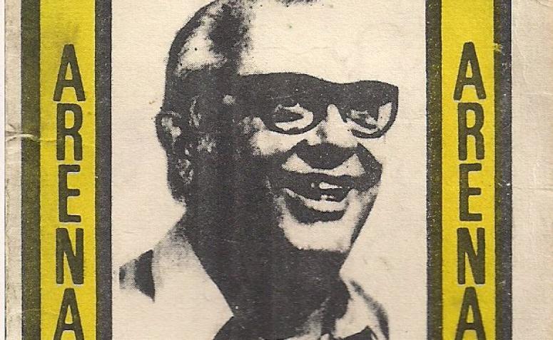 Carteira de Cabo Eleitoral - JP - 1976