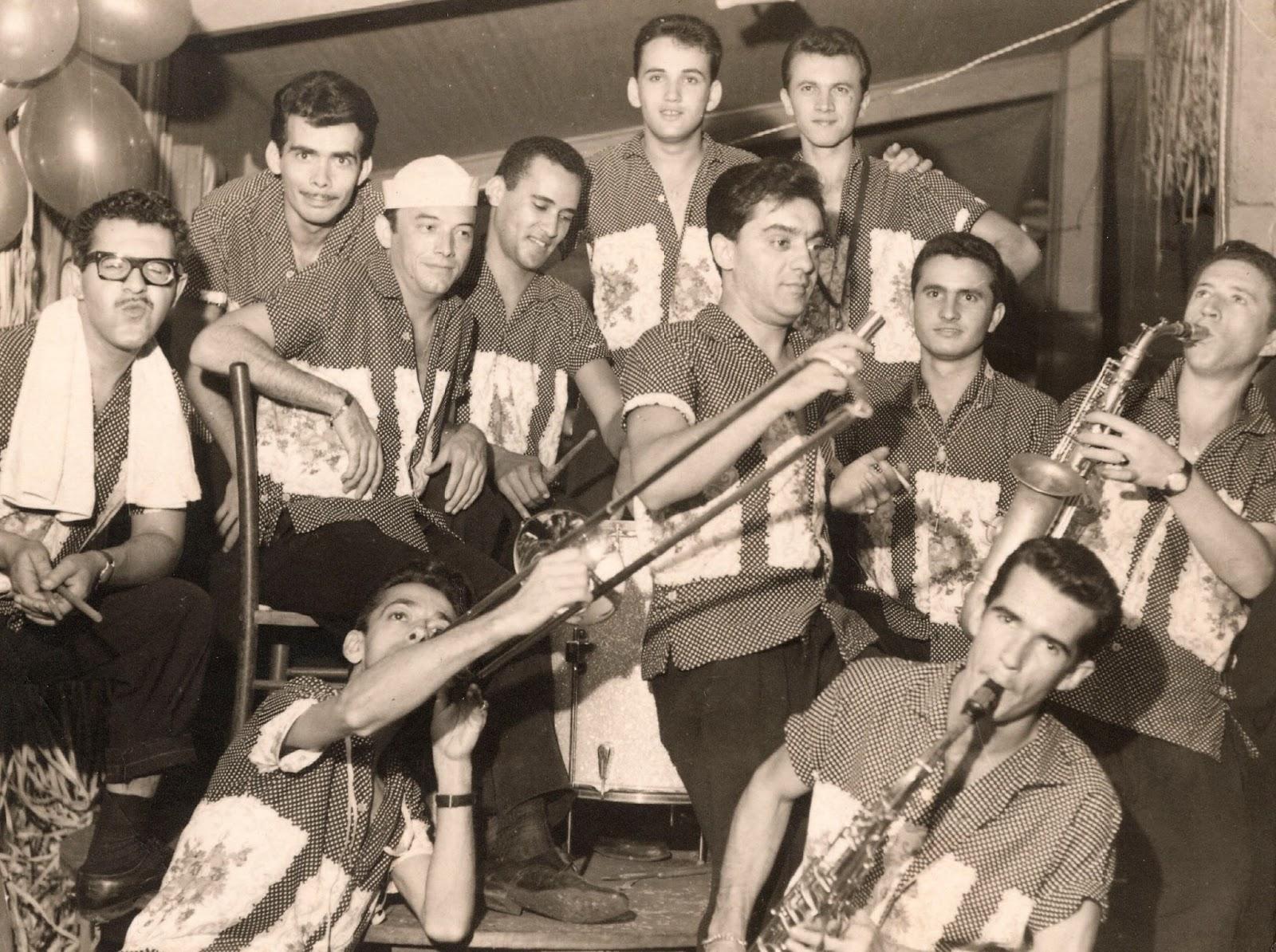 Grupo Anjos da Lua - 1961