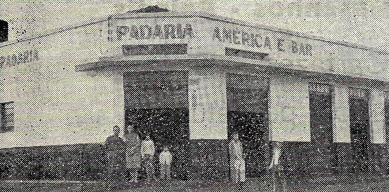Padaria América - Década de 1960