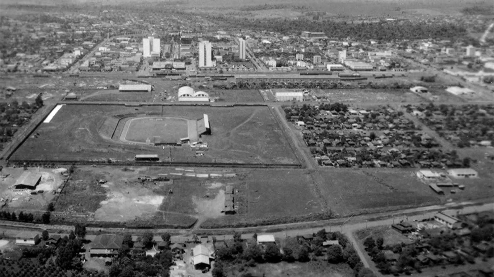 Estádio Regional Willie Davids - Década de 1960