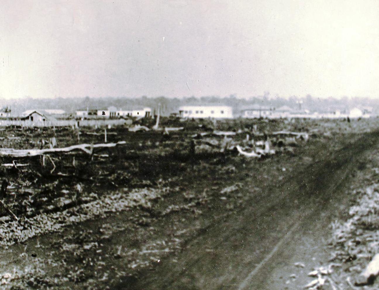 Rua Bandeirantes - 1949
