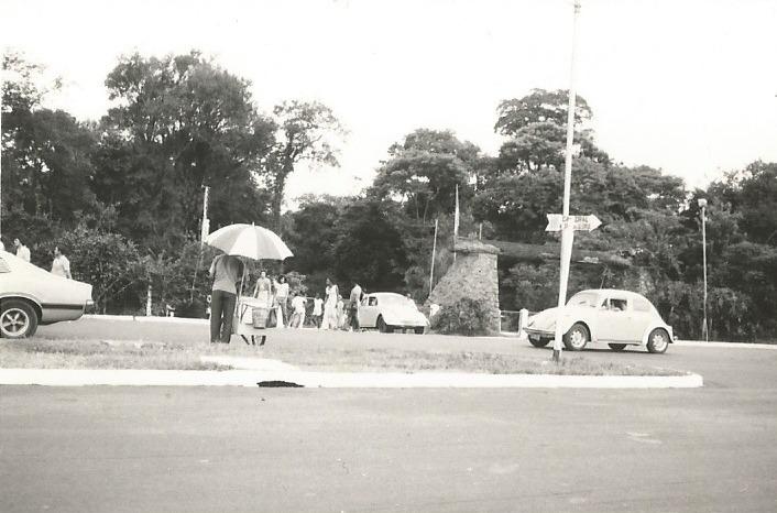 Avenida Anchieta - Década de 1980