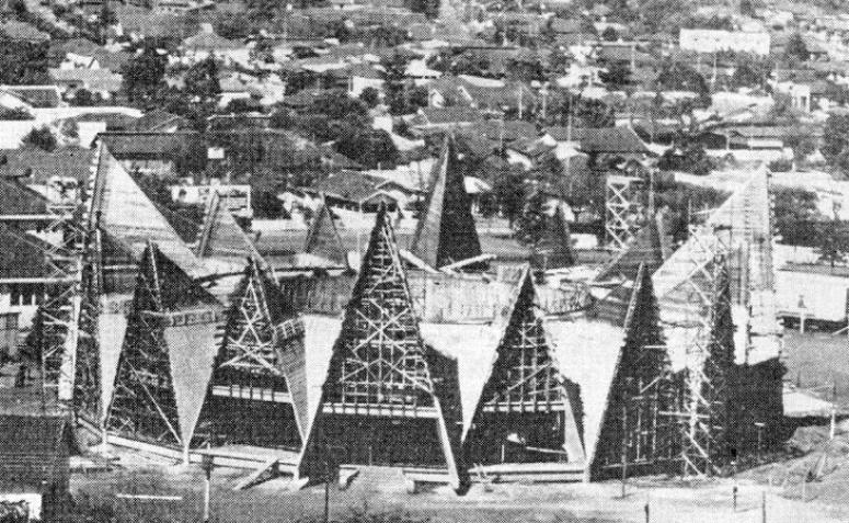 Catedral sem o cone - Década de 1960
