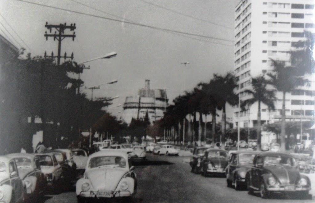 Avenida Getúlio Vargas - Década de 1960